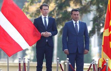 Sebastijan Kurc, Zoran Zaev
