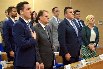 Ivan Vuković, Slavoljub Stijepović, Vladan Vučelić, Dragica Sekulić