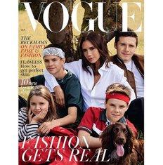Viktorija Bekam, Vogue