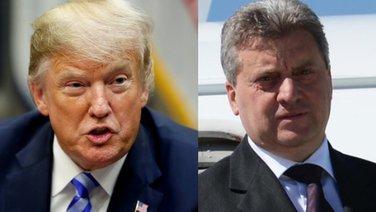 Donald Tramp, Đorđe Ivanov