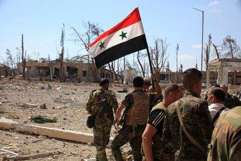 Sirijska vojska, Alepo