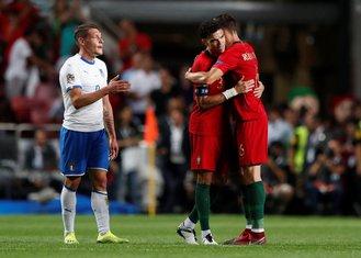 Portugal - Italija Liga nacija