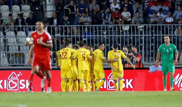 Srbija - Rumunija Liga nacija