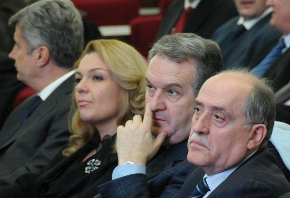 Miomir Mugoša, Milan Roćen, Sanja Vlahović