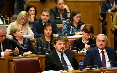 Skupština plaća za 273 korisnika: Sa sjednice parlamenta