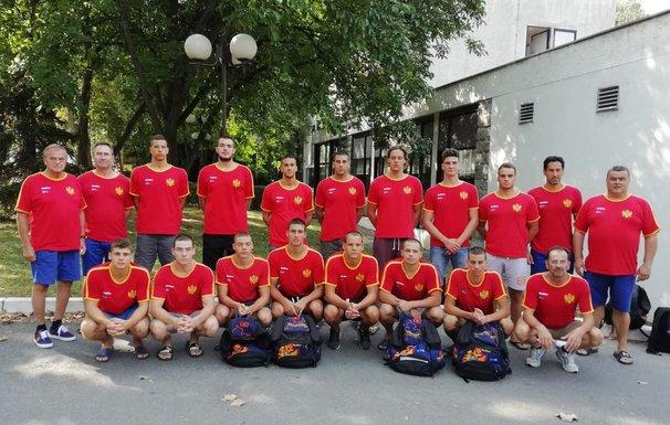 Juniorska vaterpolo reprezentacija