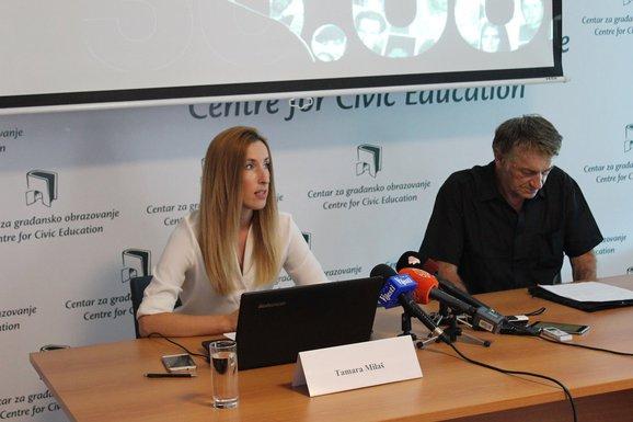 Tamara milaš, Ljubiša Filipović