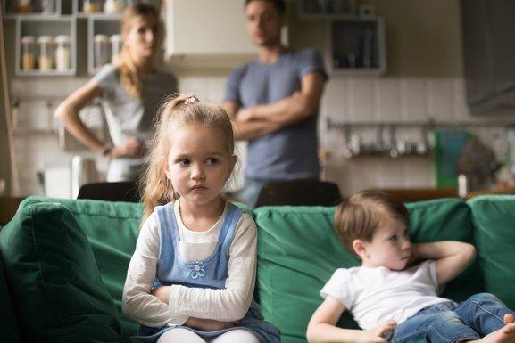 dijete, depresija