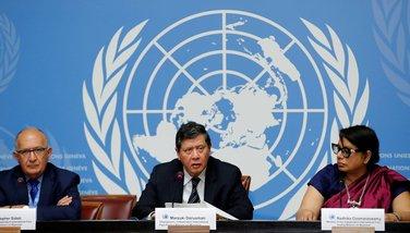 Tročlani tim istražitelja Savjeta UN za ljudska prava