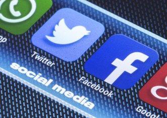 Facebook i Twitter