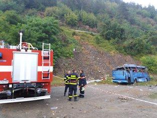 Bugarska, saobraćajna nesreća