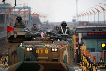 Vojna vježba SAD Južna Koreja