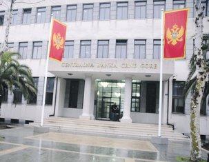 Centralna banka Crne Gore, CBCG