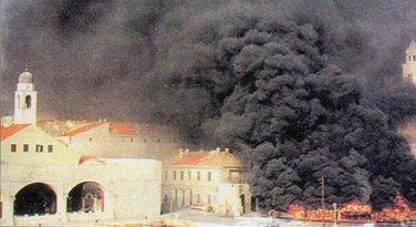 Dubrovnik u plamenu