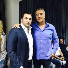 Aleksa Stanković, Milo Đukanović