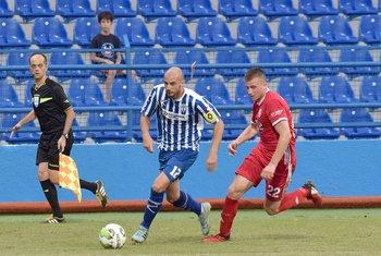 FK Budućnost - FK Lovćen Milan Đurišić