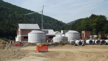 postrojenje za preradu otpadnih vodaŽidovići