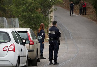 policija, Francuska, francuska policija
