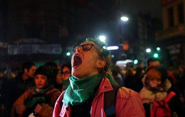 Argentina abortus