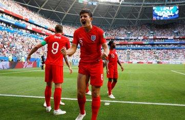Hari Megvajer Engleska Mundijal u Rusiji
