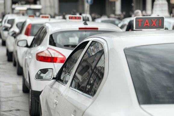 Milano, taksi