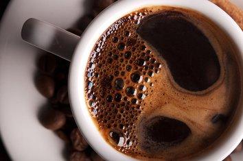 Kafa, Kofein