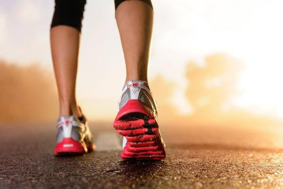 trčanje, vježbanje