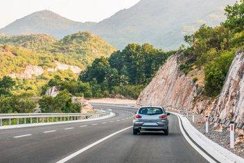 Crna Gora, vožnja