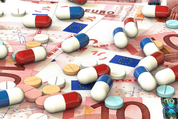 ljekovi, novac