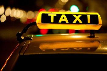Taksi, taksista