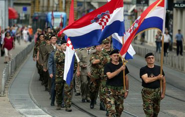 Hrvatska, obilježavanje Oluje