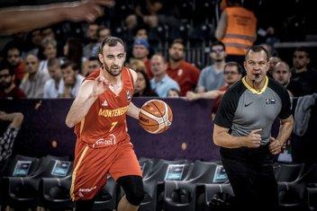 Nikola Pavlićević Eurobasket