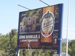 Reklama Nikšićko pivo
