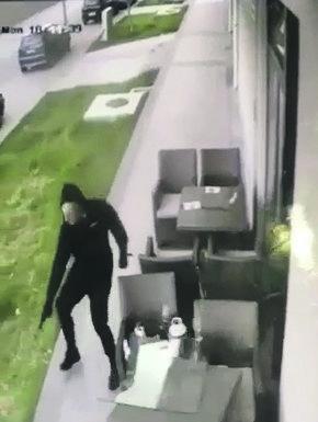 Snimak ubistva Miodraga Kruščića