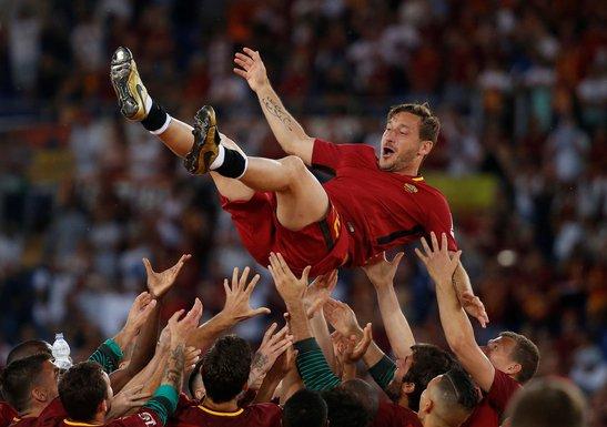 Franćesko Toti AS Roma