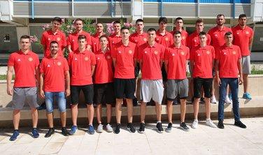 Muška juniorska košarkaška reprezentacija 2018