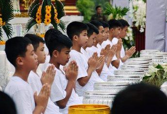 Tajland dječaci
