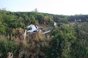 avionska nesreća