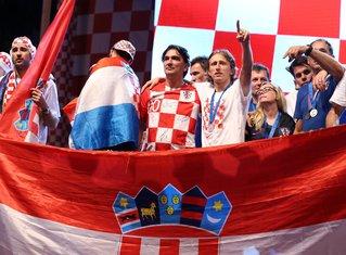 Zlatko Dalić, Luka Modrić