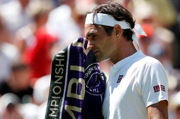Rodžer Federer Vimbldon
