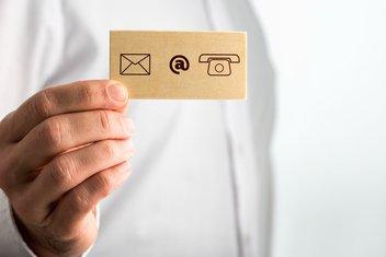 Poruka, mail, poziv