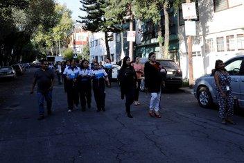 Meksiko zemljotres