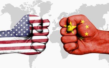 SAD, Kina