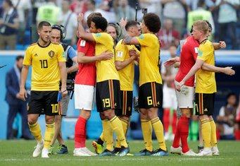Belgija - Engleska Mundijal u Rusiji