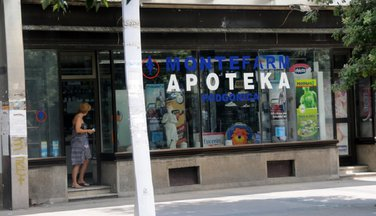 Montefarm, apoteka