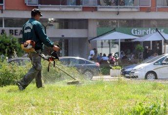 Zelenilo Podgorica