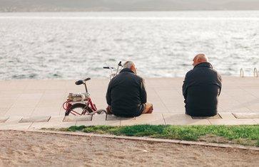 prijateljstvo, starost