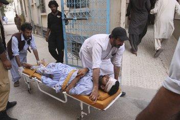 Pakistan, napad