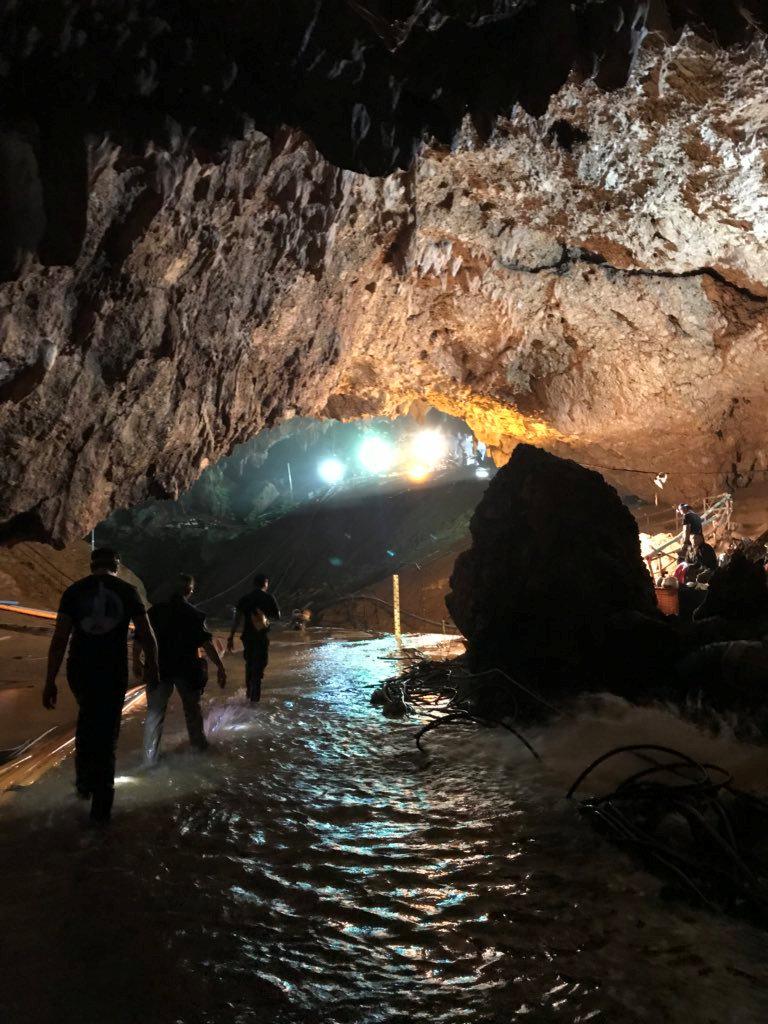 pećina Tajland