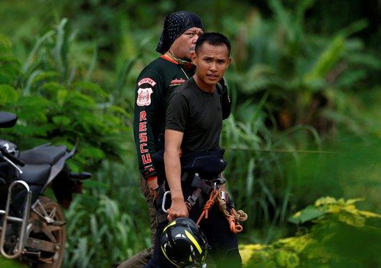 Tajland ronioci